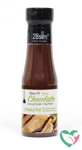 2BSLIM Chocoladesaus
