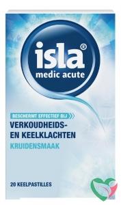 Isla Medic hydro pastilles