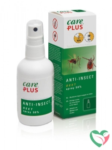 Care Plus Deet spray 50%