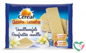 Cereal Vanille wafels glutenvrij bio