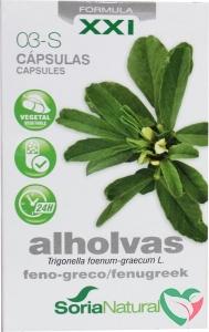 Aholvas 3-S Trigonella foenum XXI