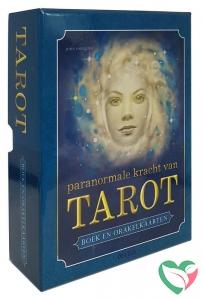 Deltas Paranormale kracht van tarot boek en orakelkaarten