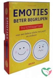 Deltas Emoties beter begrijpen inzichtkaarten