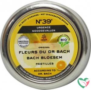 Lemonpharma Bach Bach bloesems pastille nr 39 noodgevallen bio