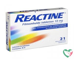 Reactine Anti histamine 10 mg UAD