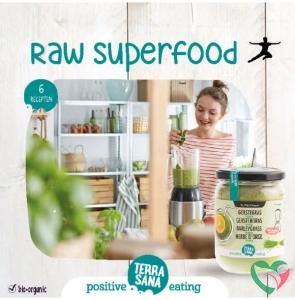Terrasana Folder raw superfood