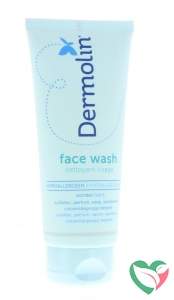 Dermolin Face wash CAPB vrij