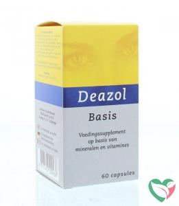 Deazol Deazol basis
