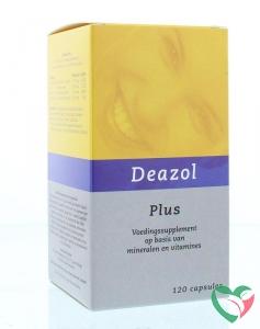 Deazol Deazol plus