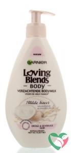 Garnier Bodymilk milde haver & amandel droge/gevoelig huid