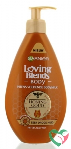 Garnier Bodymilk intens voedend honing goud