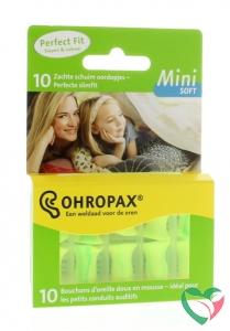 Ohropax Soft geluid mini