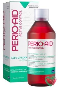 Perio Aid Active Control mondspoelmiddel 0.05% CHX