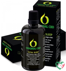 CBD Original CBD Total sleep