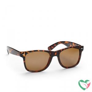 Haga Eyewear Zonnebril wayfarer Havanna