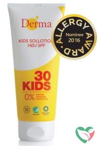 Derma Sun kids lotion SPF30