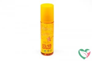 Derma Sun olie SPF15