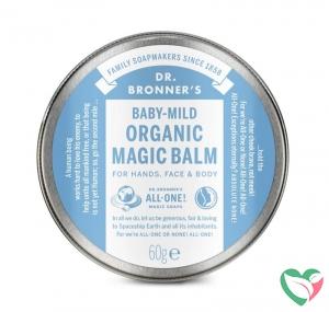 Dr Bronners Bodybalm baby mild