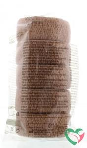 3M Coban zelfklevende zwachtel huidkleur 2,5cm x 4,5m