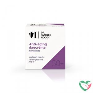 Dr vd Hoog Anti aging dagcreme 50+