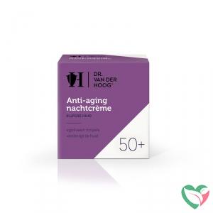 Dr vd Hoog Anti aging nachtcreme 50+