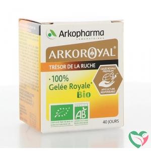 Arko Royal Royal jelly 100% koninginnebrij bio
