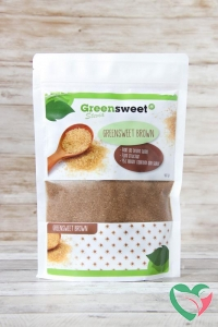Greensweet Stevia kristal brown