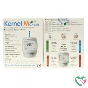 Kernel Multicheck plus meter HB Glucose Cholesterol