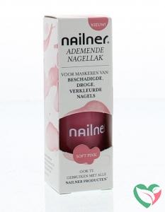 Nailner Nagellak soft pink