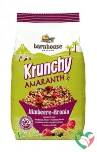 Barnhouse Krunchy amaranth framboos aronia
