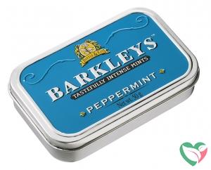 Barkleys Classic mints peppermint