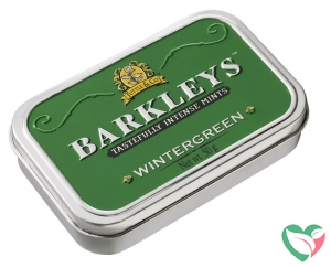 Barkleys Classic mints wintergreen