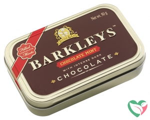 Barkleys Chocolate mints mint