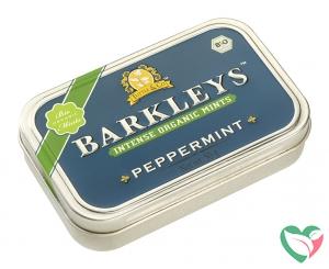 Barkleys Organic mints pepppermint bio