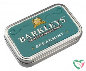 Barkleys Classic mints spearmint