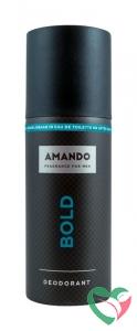 Amando Bold deodorant spray