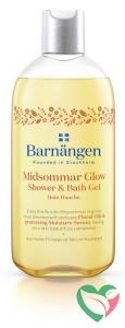 Barnangen Nordic rituals midsommer glow douche & bad gel