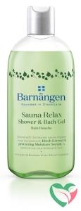 Barnangen Nordic rituals sauna relax douche & bad gel
