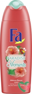 FA Douchegel paradise moments