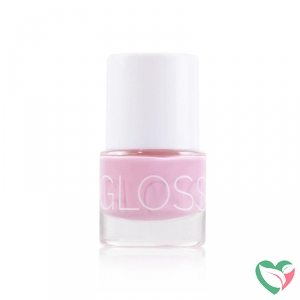 Glossworks Natuurlijke nagellak in the pink