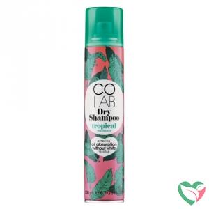 Colab Dry shampoo tropical