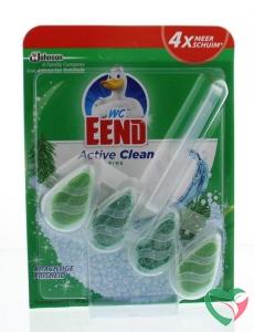 WC Eend Blok active clean pine