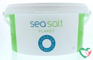 Cornish Sea Salt Zeezout vlokken (original Cornish)