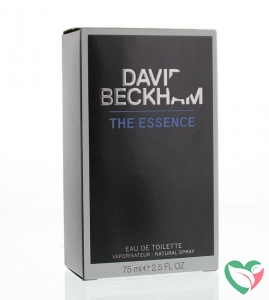 David Beckham The essence eau de toilette