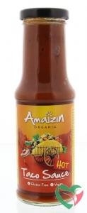 Amaizin Taco saus hot