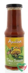 Amaizin Taco saus mild bio