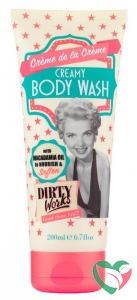 Dirty Works Bodywash creme de la creme