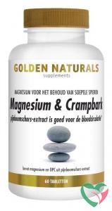 Golden Naturals Magnesium & crampbark