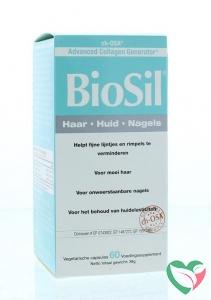 Biosil Silicium huid haar nagels