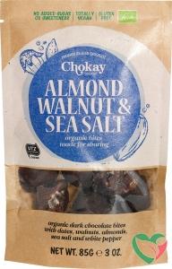Chokay Walnoot amandel zeezout bio